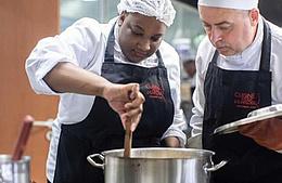 Devenez « Commis de cuisine » avec Cuisine Mode d'Emploi(s)