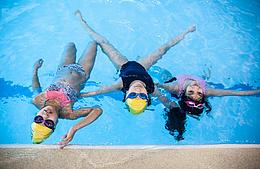 Organisez votre été à la piscine