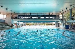 Réouverture de la piscine le 13 septembre et reprise des activités