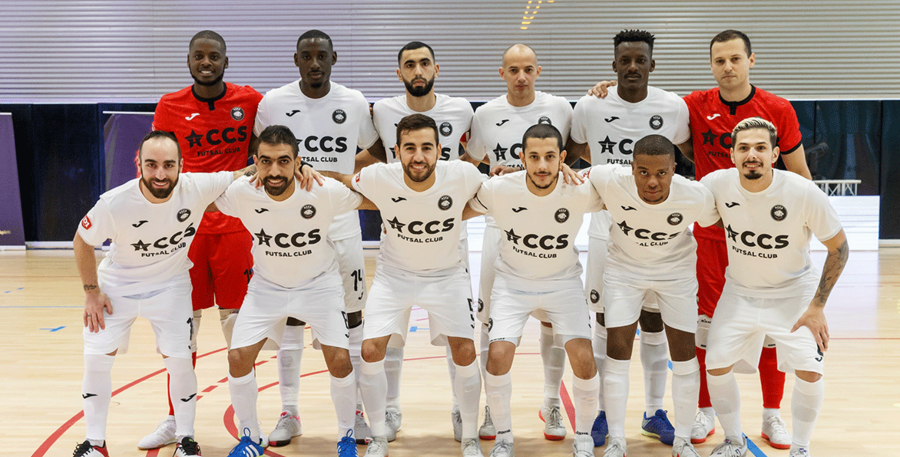 ACCS entre en Ligue des Champions mercredi 25 novembre