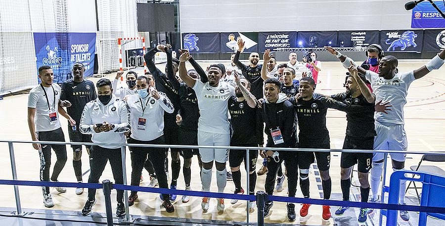 Ligue des Champions : ACCS qualifié pour les 1/8e de finale