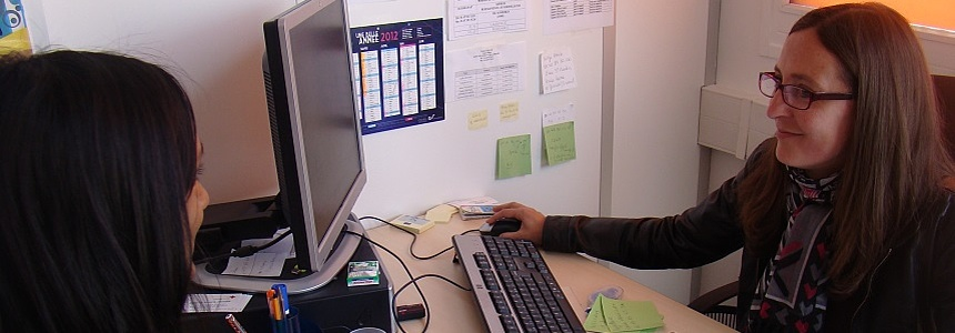 Les structures d'informations et de conseils pour les jeunes à Villeneuve-la-Garenne.