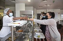 Restauration scolaire: Les parents d'élèves en visite au SYREC