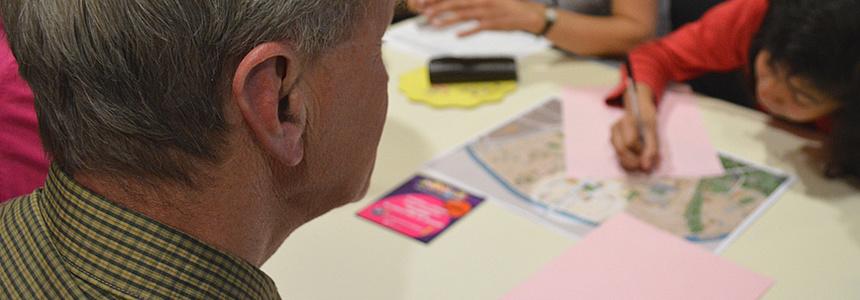 Le soutien scolaire en direction des ados à Villeneuve-la-Garenne.