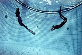 Fosse de plongée