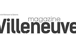 Villeneuve Magazine de mai est en ligne