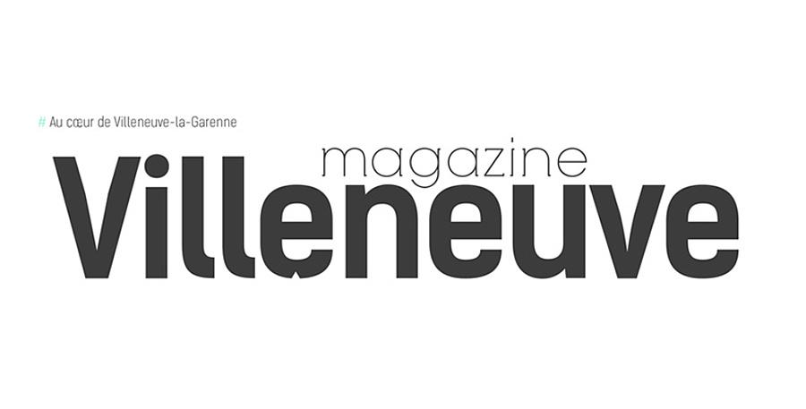 Villeneuve Magazine de juillet-août