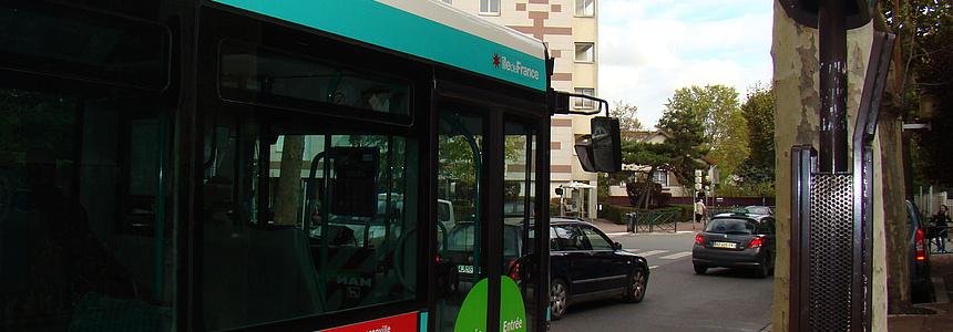 La mobilité des personnes en fauteuil en bus.