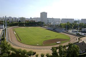 complexe sportif Gaston Bouillant.