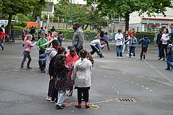 Les établissements scolaires à Villeneuve-la-Garenne.