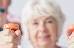 Seniors : mettez-vous à la gym