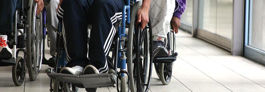 Les dispositifs pour les personnes handicapées.
