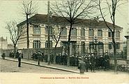 Histoire de Villeneuve-la-Garenne