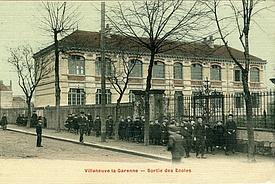 Histoire de Villeneuve