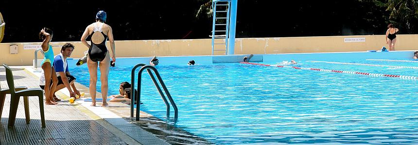 Ville de villeneuve la garenne cours de natation for Claude robillard piscine horaire