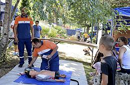 Formation aux premiers secours : pourquoi pas vous ?