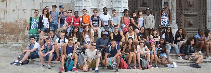 Séjour des 12-17 ans au Portugal.