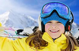 Inscriptions aux séjours sports d'hiver jeunesse