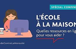 L'école à la maison : Les ressources en ligne