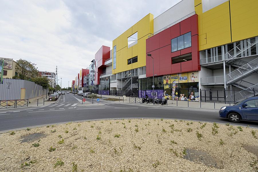 Centre commercial gennevilliers gennevilliers cc enox espace d co restaurant pizzeria - Centre commercial des chanteraines ...