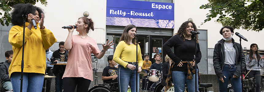 Espace Nelly-Roussel