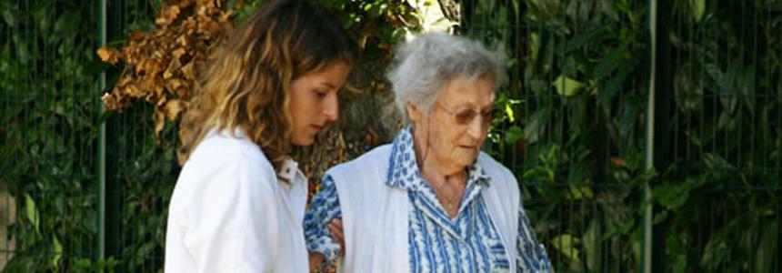 L'aide quotidienne pour les seniors.